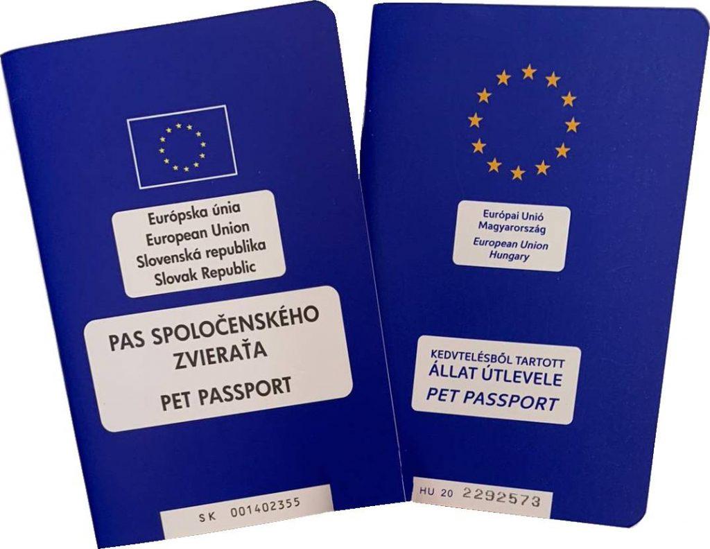 Passaporti Canini